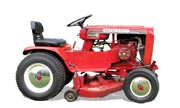Wheel Horse Bronco 14 lawn tractor photo