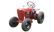 Wheel Horse RJ-25 lawn tractor photo