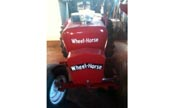 Wheel Horse RJ-59 lawn tractor photo