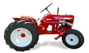 Wheel Horse 400 Suburban lawn tractor photo