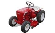 Wheel Horse Suburban 550 lawn tractor photo