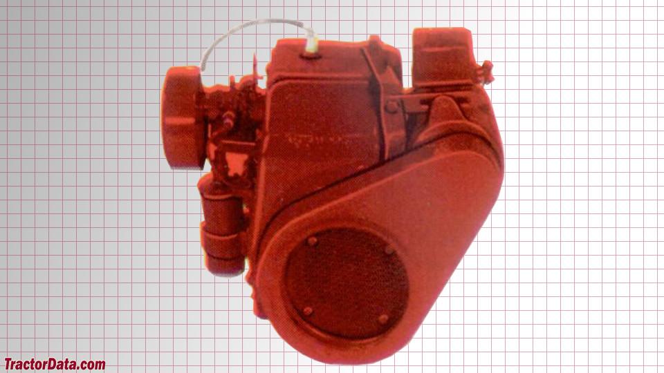 Wheel Horse 702 engine image