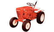 Wheel Horse 702 lawn tractor photo