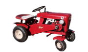 Wheel Horse Lawn Ranger 33 lawn tractor photo