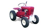 Wheel Horse 603 lawn tractor photo