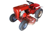Wheel Horse 704 lawn tractor photo