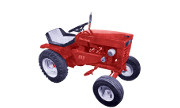 Wheel Horse 605 lawn tractor photo