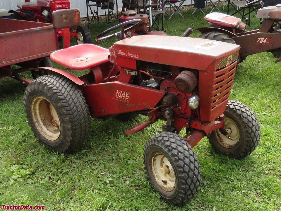 Wheel Horse Lawn Tractor 2311bp02 22136 : Tractordata wheel horse tractor photos information