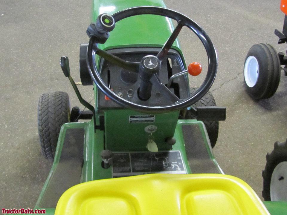 Tractordata Com John Deere 312 Tractor Photos Information