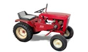 Wheel Horse 606 lawn tractor photo