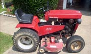 Wheel Horse 856 lawn tractor photo