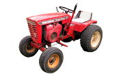 Wheel Horse 876 lawn tractor photo