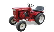 Wheel Horse 607 lawn tractor photo