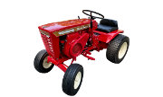 Wheel Horse 1277 lawn tractor photo