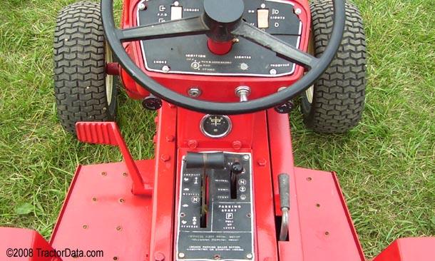Wheel Horse Gt 14 Transmission Photo