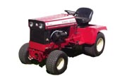 Wheel Horse D-250 lawn tractor photo