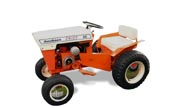 Jacobsen Chief 800 lawn tractor photo