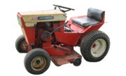 Jacobsen Chief 1000 lawn tractor photo