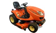 Kubota GR2000 lawn tractor photo