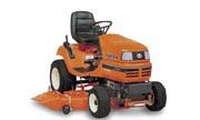 Kubota G2160 lawn tractor photo