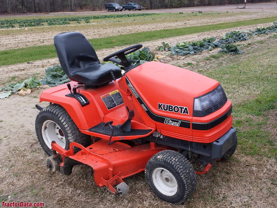 kubota g1800 tractor photos information. Black Bedroom Furniture Sets. Home Design Ideas