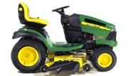 John Deere 102 lawn tractor photo