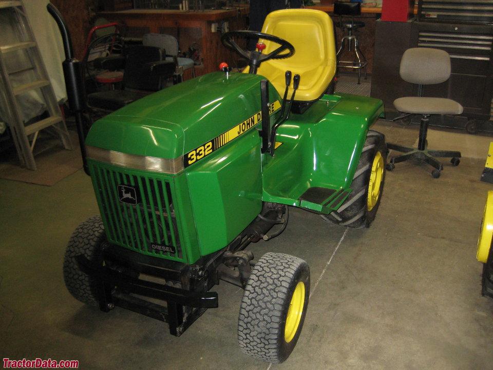 John Deere 332 >> Tractordata Com John Deere 332 Tractor Photos Information