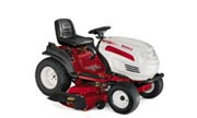 White GT 954H lawn tractor photo