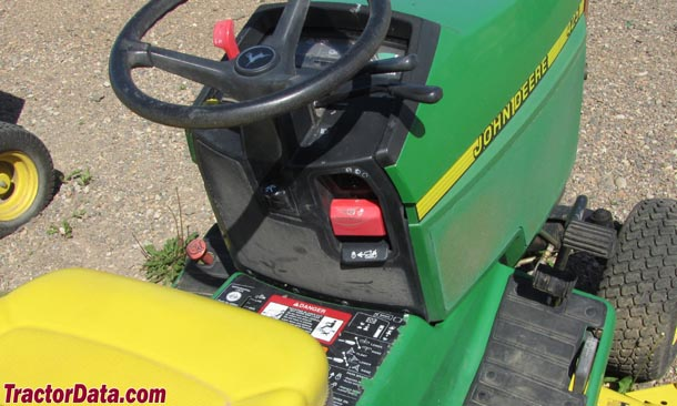 John Deere 425 K92 transmission photo