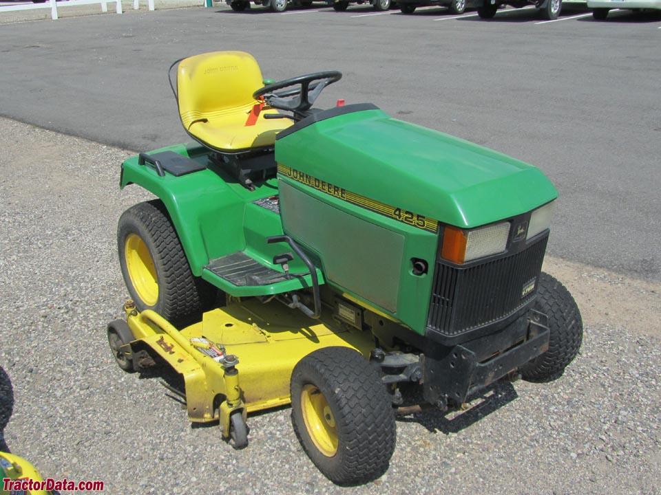 John Deere 425 Tractor Parts : John deere mower series
