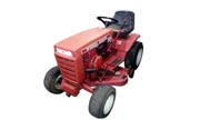 Wheel Horse B-60 lawn tractor photo