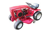 Wheel Horse B-100 lawn tractor photo
