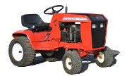 Wheel Horse B-115 lawn tractor photo