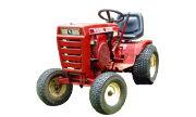 Wheel Horse C-100 lawn tractor photo