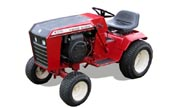 Wheel Horse C-105 lawn tractor photo
