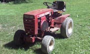 Wheel Horse C-120 lawn tractor photo