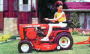 Wheel Horse C-160 lawn tractor photo