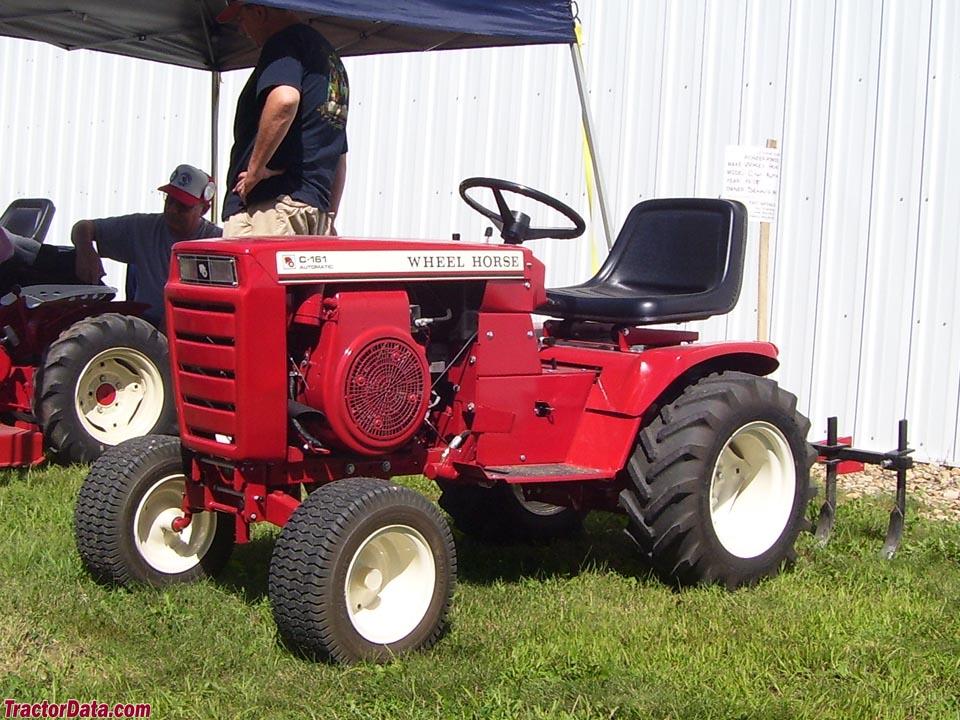 Wiring Diagram Wheel Horse Lawn Tractor : Wisconsin engine alternator wiring diagram get