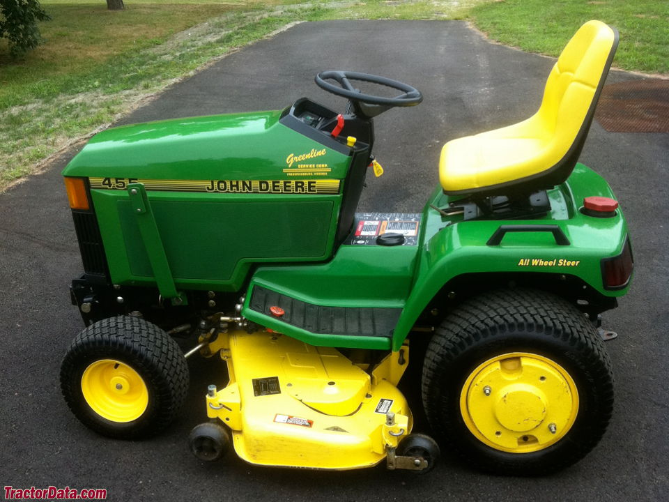 Tractordata Com John Deere 455 Tractor Photos Information