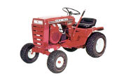 Wheel Horse Commando 800 lawn tractor photo