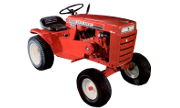 Wheel Horse Workhorse 800 lawn tractor photo