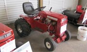 Wheel Horse 8HP lawn tractor photo