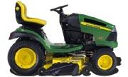 John Deere 190C lawn tractor photo
