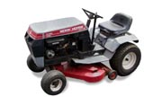 Wheel Horse LT-1100 Work Horse lawn tractor photo