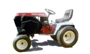 Wheel Horse GT-1642 lawn tractor photo