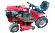 Wheel Horse 257-H lawn tractor photo