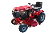 Wheel Horse 312-8 lawn tractor photo