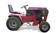Wheel Horse 414 lawn tractor photo