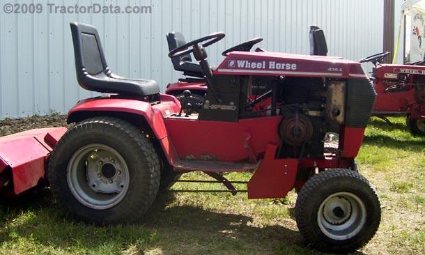 Wheel Horse 414