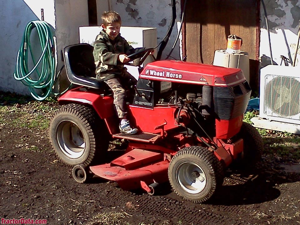 Wheel Horse Tractor Attachments : Wheel horse tractor attachments upcomingcarshq